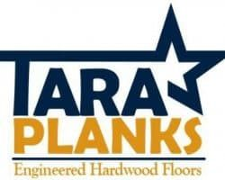 tara planks are a versatile and artful style of hardwood flooring